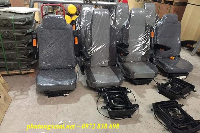 ghế hơi xe tải 3 đến 7 tấn