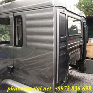cabin xe tải shacman