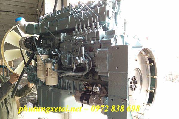động cơ 371hp