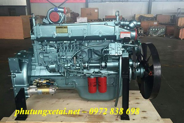 động cơ 375hp