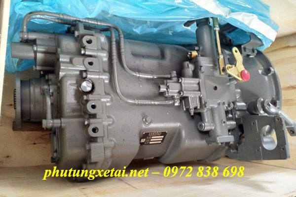 hộp số xe howo a7