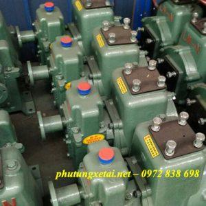 bơm nước 40m3/h xe téc nước